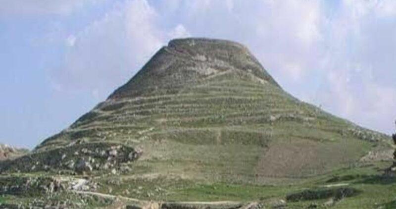 Jabal al-Fureidis - PIC