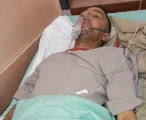 Palestinian Detainee Faces Serious Health Complications