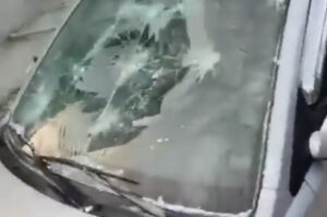 Israeli Colonists Attack Homes, Cars And Water Tanks Near Jenin