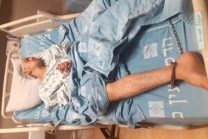 Detained Child, Assaulted By The Soldiers, Undergoes Surgery