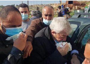 Army Injures Dozens Of Palestinians Near Salfit