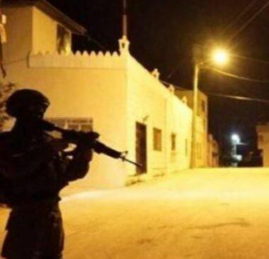 Israeli night invasion (archive image)