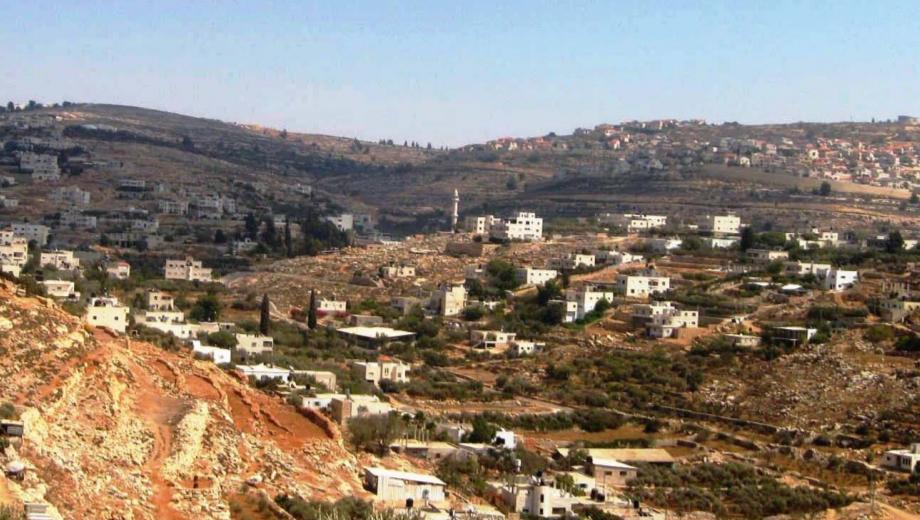 Vilage of Qatanna (image by ARIJ_