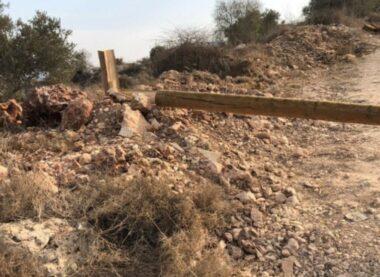 Israeli Colonists Destroy Main Power Line Near Nablus – – IMEMC News
