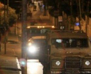 Soldiers Abduct Six Palestinians Near Bethlehem