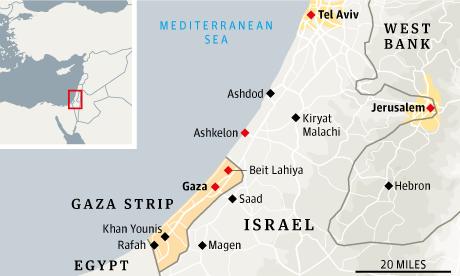 5 Palestinians Injured In Israeli Airstrike On Central Gaza IMEMC News